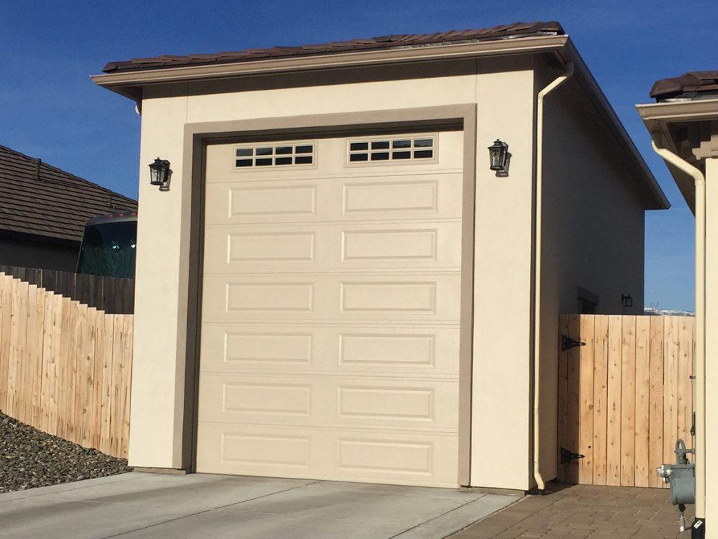 Garages Chris Peterson General Contractors Licensed